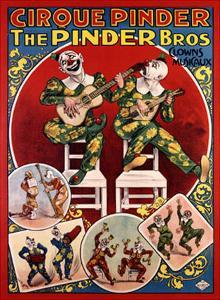Cirque Pinder by Louis Galice