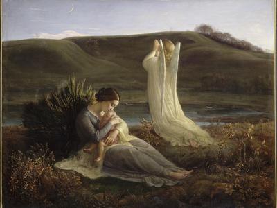 Le Poème de l'âme. L'Ange et la mère