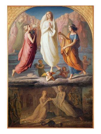 The Assumption of the Virgin, 1844