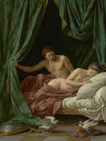 Mars and Venus, Allegory of Peace, 1770