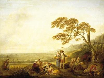 Four Hours of Day: Noon, 1774