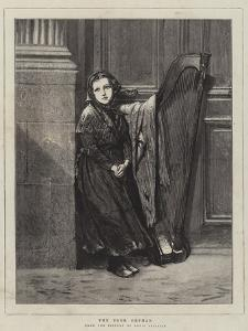 The Poor Orphan by Louis Lassalle
