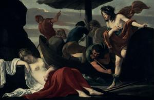 Bacchus et Ariane by Louis Le Nain