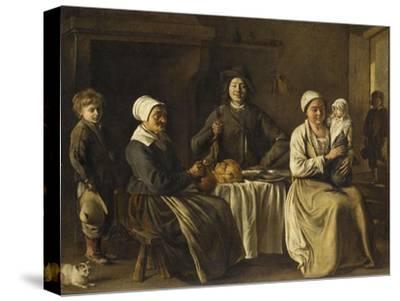 La Famille heureuse ou le retour du baptême