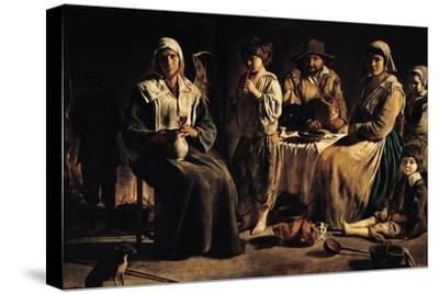 Peasant Family in an Interior, circa 1643