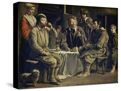 Peasants Sharing a Meal, C. 1642