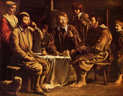 Repas de Paysans, c.1642