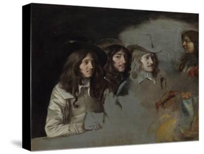 Three Men and a Boy, C. 1647-1648