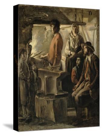 Un Maréchal dans sa forge