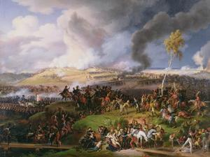 Battle of Moscow, 7th September 1812, 1822 by Louis Lejeune