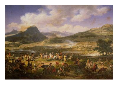Battle of Mount Thabor, 16th April 1799, 1808