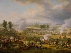 The Battle of Marengo, 14th June 1800, 1801 by Louis Lejeune