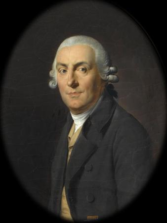 Portrait of Jean-François Marmontel (1723-179)