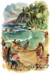 Hawaii by Louis Macouillard