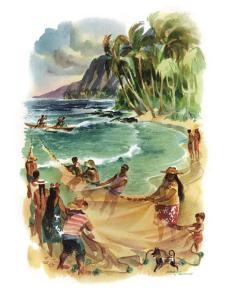 Hawaii by Louis Macouillard