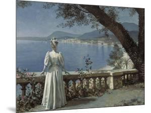Clair De La Lune by Louis Maeterlinck