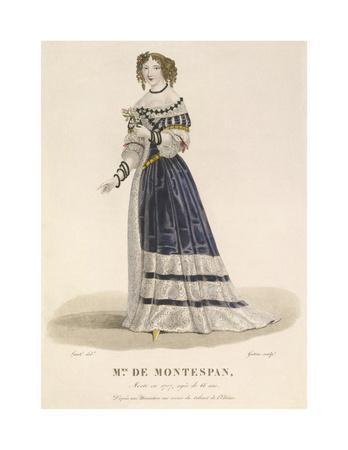 Mme de Montespan
