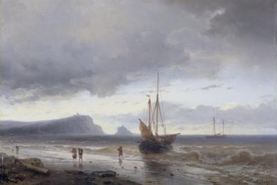Along the Coast by Louis Meijer