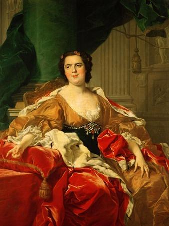 Louise Elisabeth of France, 1745