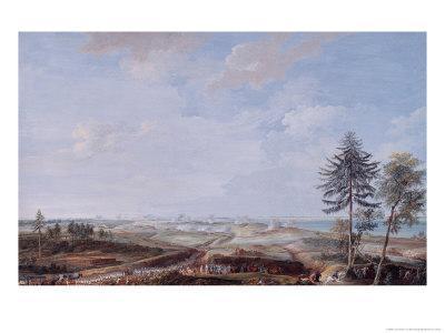 The Siege of Yorktown in 1781, 1784