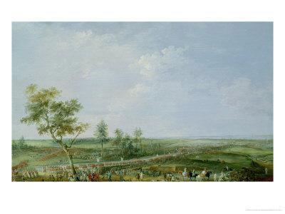 The Surrender of Yorktown, 19th October 1781