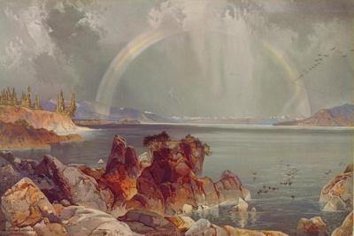Yellowstone Lake, c.1875
