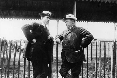 Louis Renault and Henri Brasier, 1908--Photographic Print