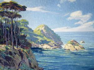 Point Lobos by Louis Sharp