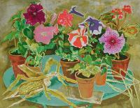 Les pots de fleurs II-Louis Vuillermoz-Collectable Print