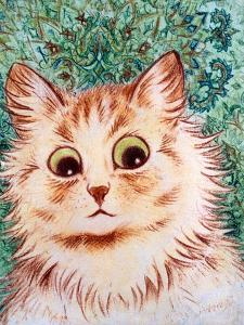 2d0809c8047 Kaleidoscope Cats II · Louis Wain. Premium Giclee Print