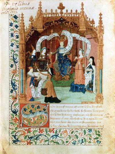 Louis XI, 15th Century--Giclee Print