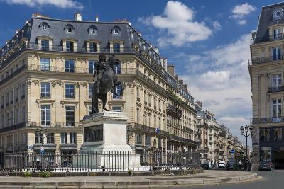 Louis Xiv Statue at Place Des Victoires, Paris, France-Brian Jannsen-Photographic Print