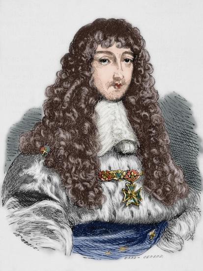 Louis XV (1710-1774)--Giclee Print