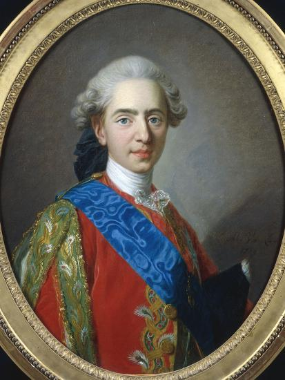 Louis XVI of France-Louis-Michel van Loo-Giclee Print