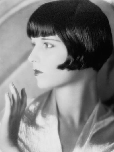 Louise Brooks, 1928--Photographic Print
