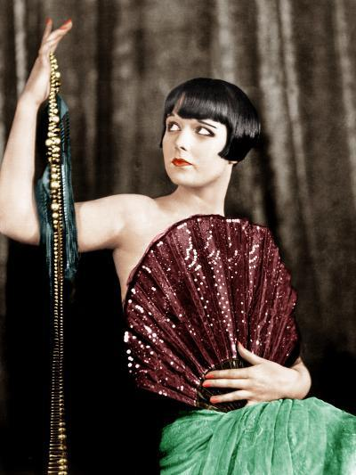 Louise Brooks, late 1920s--Photo