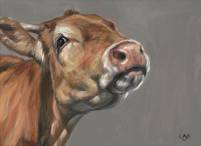 Snooty Cow by Louise Brown