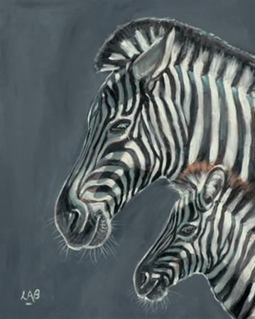 Z is for Zebra by Louise Brown