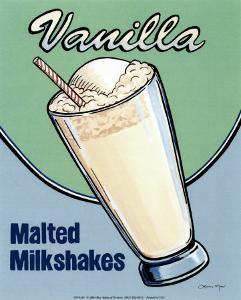 Vanilla Malted by Louise Max