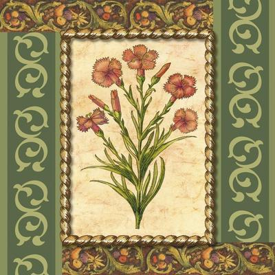 Victorian Floral I