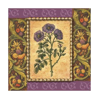Victorian Floral III