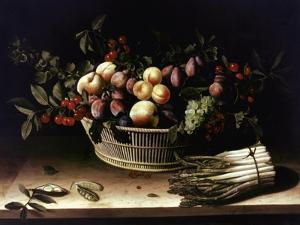 Moillon: Still Life, 17th C by Louise Moillon