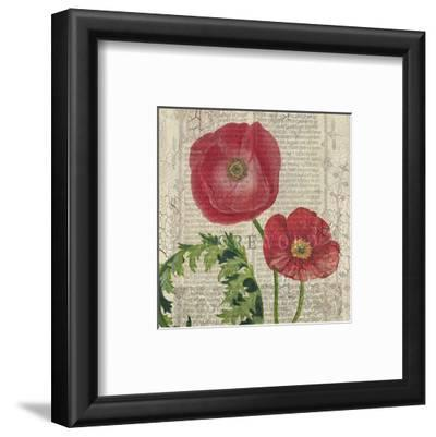 Poppy Pages Square II