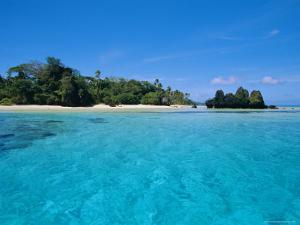 Sheltered Lagoons, Northern Lau Group, Fiji by Louise Murray