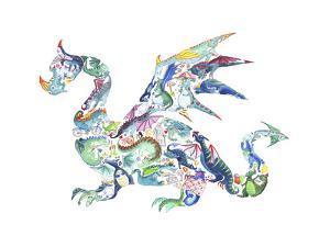 Dragon by Louise Tate