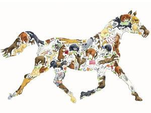 Horse by Louise Tate