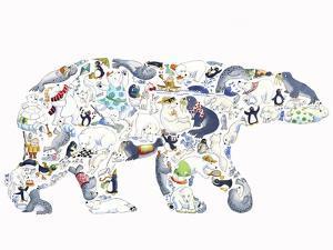 Polar Bear by Louise Tate