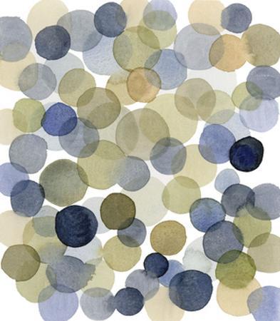 Series Dots Autumn by Louise van Terheijden