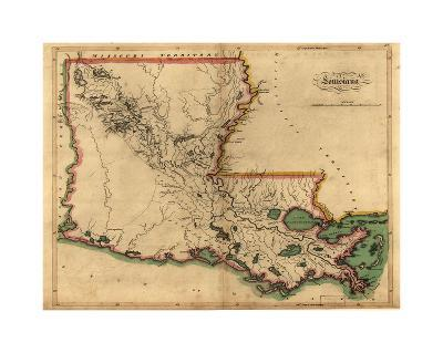 Louisiana-Dan Sproul-Giclee Print