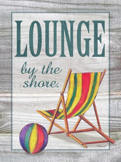 Lounge by the Shore-Todd Williams-Art Print